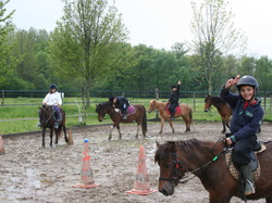 Stage Equitation